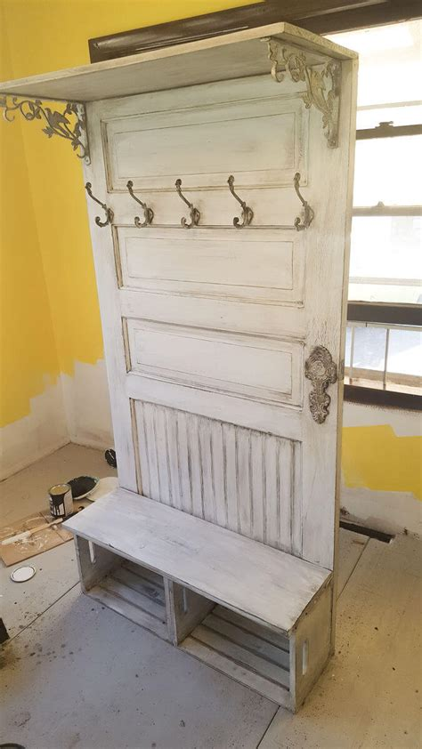 diy coat rack bench 25 best diy entryway bench projects ideas and designs