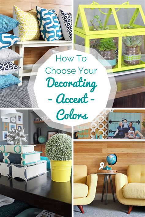 how to create your decorating accent color palette of decorating