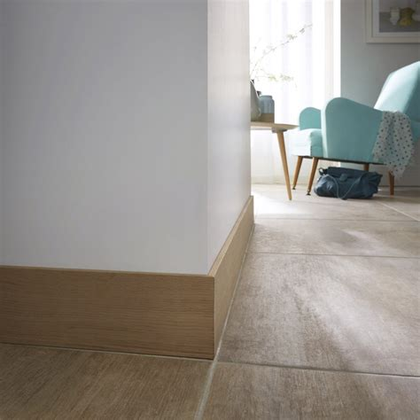 stunning carrelage avec plinthes bois gallery