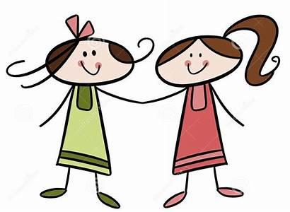 Clipart Friends Clip Cliparts Mentor Program Sisters