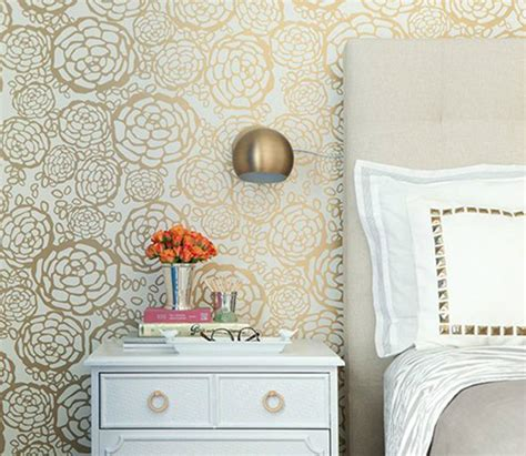 wallpaper accent wall ideas bedroom accent wall colour and decorating ideas decor advisor