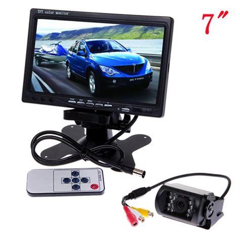 rückfahrkamera mit monitor wifi r 252 ckfahrkamera mit 15 ir led 7 quot lcd monitor cool mania