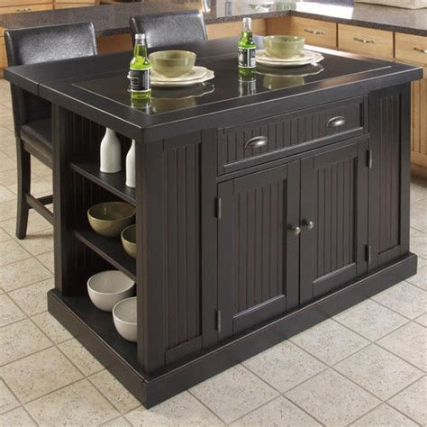 kitchen island tables with storage kitchen island table granite distressed black storage