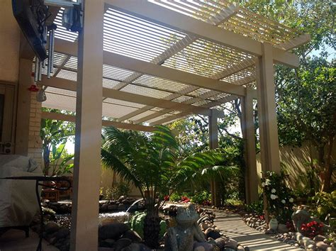 Louvered Patio Covers San Diego by Solara Adjustable Covers San Diego Residential Patios