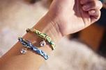 Pin by MenWen TW on 手鍊配戴 | Rope bracelet, Jewelry, Bracelets