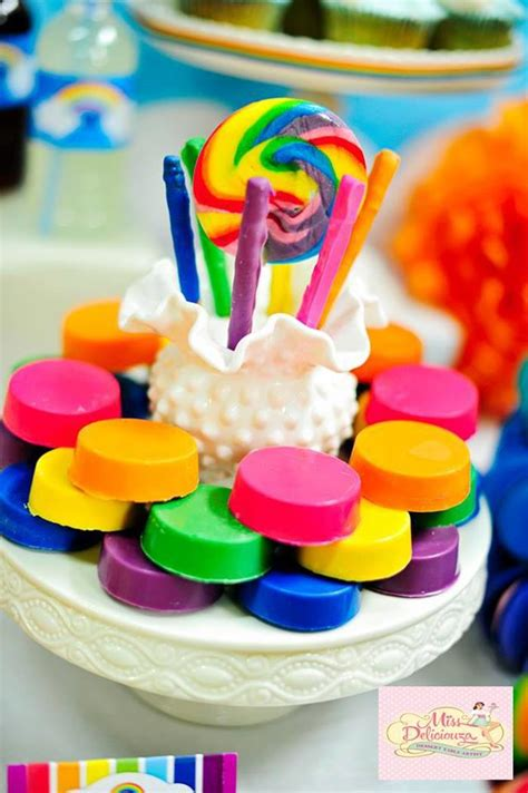 kara 39 s party ideas rainbow themed birthday party kara 39 s party ideas girly rainbow birthday party planning