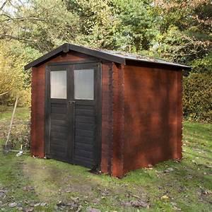 Petit Abri De Jardin : petit abri de jardin bois 4 90 m mm milovic palette ~ Premium-room.com Idées de Décoration