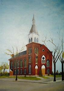 A Brief History of St. John's United Methodist Church | St ...