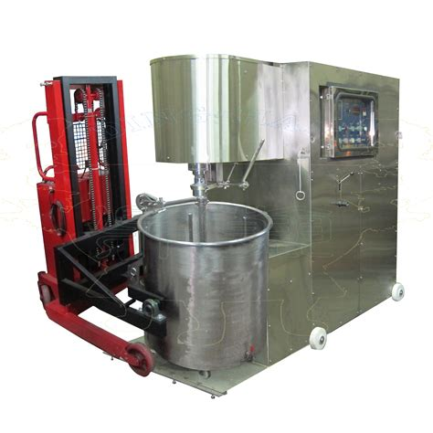 machine cuisine stirring mixing machine food processing equipment