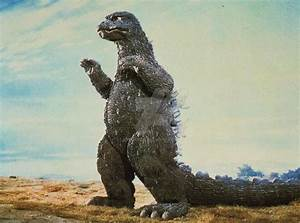 Godzilla 1973 by leivbjerga on DeviantArt