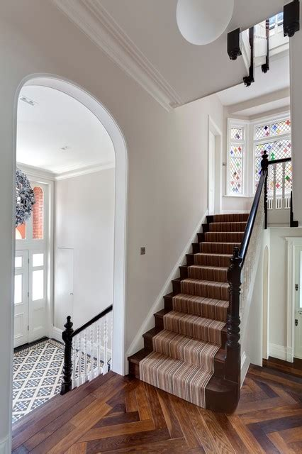 house  west hampstead victorian staircase london