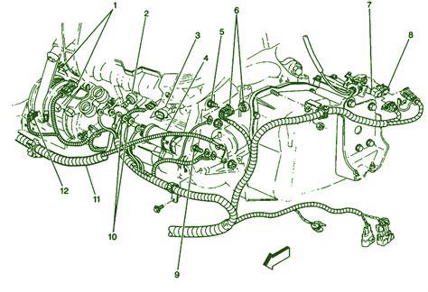 Wiring Diagram For Bravada Fuel Sending Unit Under Hood