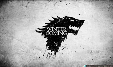 winter  coming fond decran hd  telecharger elegant