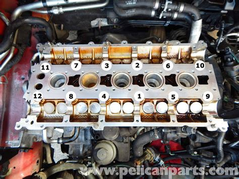 volvo  cylinder head gasket replacement