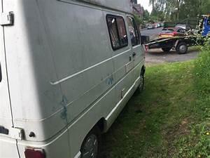 Renault Traffic T1000 Camper Van Diesel 1989 Stourbridge