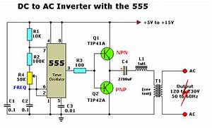 Design Tips On Making A Battery Powered Inverter With 5a Output