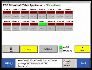 Pcs Downdraft Table App Diagram 1