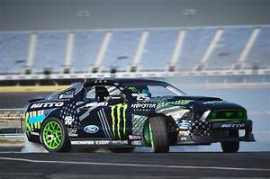 Monster Energy Nitto Tire 2014 Mustang RTR   AmcarGuide ...