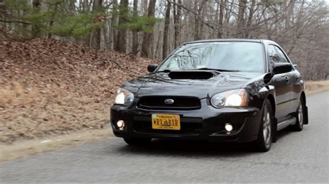 blob eye subaru wrx review youtube