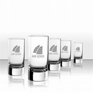 Schnapsglas Mit Gravur : schnapsglas mit logo geschenkplanet ~ Markanthonyermac.com Haus und Dekorationen