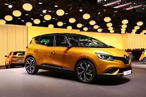Dimension Renault Scenic 4 : renault sc nic 2016 le nouveau scenic 4 sous toutes ses coutures l 39 argus ~ Medecine-chirurgie-esthetiques.com Avis de Voitures