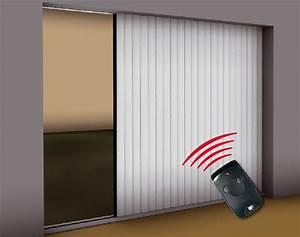 france fenetres porte de garage laterale a enroulement With porte de garage enroulable avec porte d entrée renovation pvc