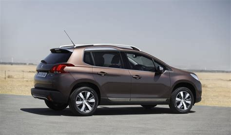 Peugeot 2008 Crossover by New Peugeot 2008 Crossover Is Now Available To Order Box