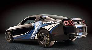 Ford Mustang Cobra : ford mustang cobra jet concept gets twin turbo 5 0l v 8 debuts at sema show ~ Medecine-chirurgie-esthetiques.com Avis de Voitures