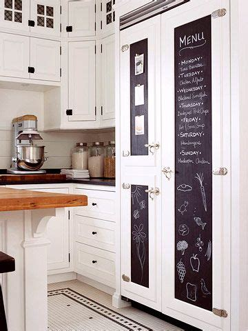 kitchen cabinets faces 15 ways to refresh your kitchen chalkboard paint 2986