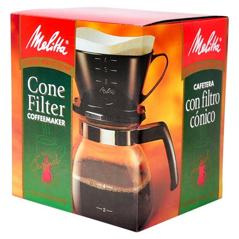 The melitta dark roast coffee is sold in most major grocery stores in canada. Melitta Six-Cup Pour-Over Coffeemaker   Horizon Food Service