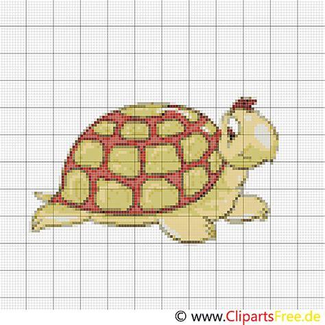 Kreuzstich stickpackung rico design, lavendel, geschirrtuch. Stickvorlage Kreuzstich zum Ausdrucken Schildkröte