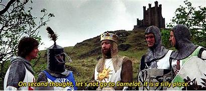 Monty Python Grail Holy Silly Place Gifs
