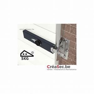 securite portes sectionnelles With porte de garage sectionnelle avec serrure boite aux lettres
