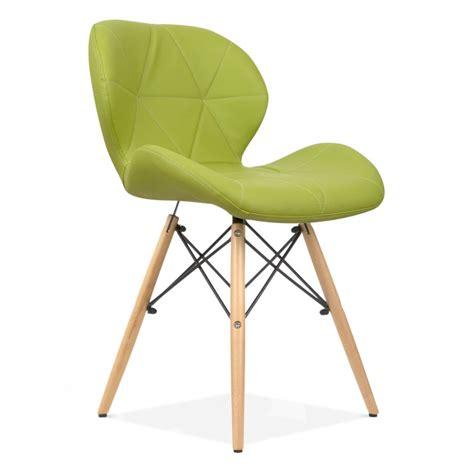 chaise de bureau verte chaise verte