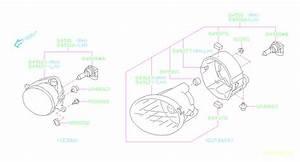 2016 Subaru Legacy Bulb  U2013 Headlight  H11 12 Volt 55 Watt