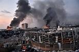 簡報:貝魯特大爆炸至少100人死亡;聚焦TikTok危機 - 紐約時報中文網
