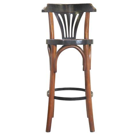 chaise de bar noir chaise de bar quot grand hotel quot noir sur moinat sa
