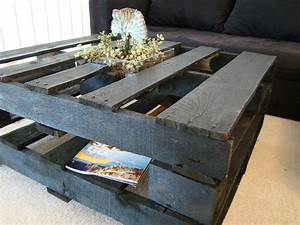 18 diy pallet coffee tables guide patterns for How to build a coffee table out of pallets