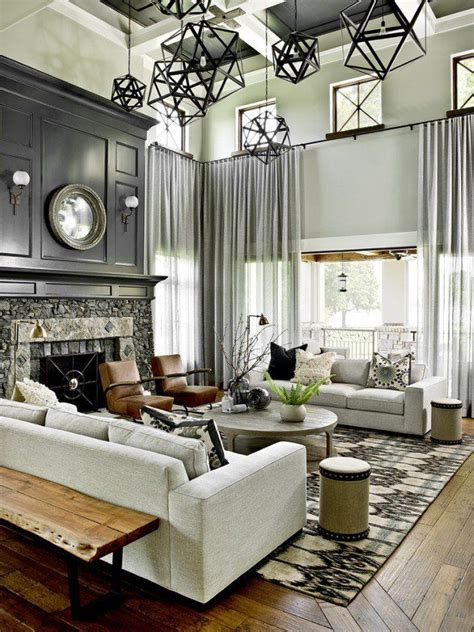 livingroom decor 15 wonderful transitional living room designs to refresh