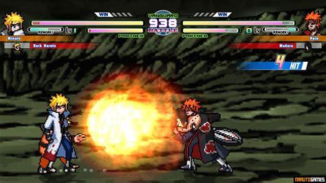 Download game mod apk offline terbaik dan terupdate. Download Game Naruto Mugen Android Ukuran Kecil - Jump ...