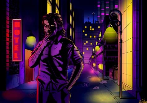 Bigby The Wolf Among Us Wallpaper by The Wolf Among Us Bigby By Jongon On Deviantart