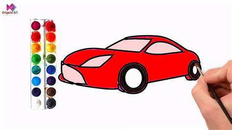 drawing car  kids drawing car kaise banate hain