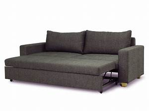 3 seater sofa bed leather Brokeasshome com