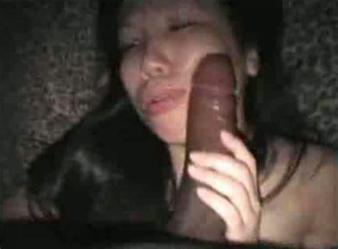 Asian Waitress From Chinese Buffet sucks My 11 Inch Long