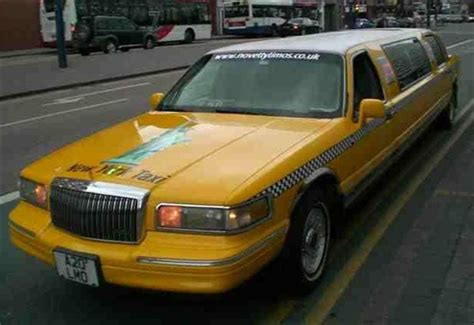 Limousine Taxi by Taxi Website Concept Would Work For Limo Operators