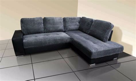 Corner Settee Leather by Brand New Leather Corner Sofa Settee With Ottoman Pull Up