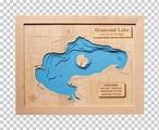 Diamond Lake Michigan Map   Current Red Tide Florida Map