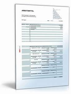 Mehrwertsteuer Berechnen Excel : rechentabelle werbungskosten ohne mehrwertsteuer muster zum download ~ Themetempest.com Abrechnung