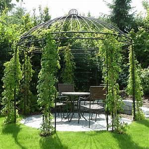 Pavillon Für Garten : eisenpavillon gartenpavillon rosenpavillon metallpavillon ~ A.2002-acura-tl-radio.info Haus und Dekorationen