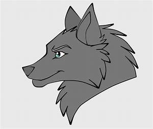Old Wolf Face by purpleweeble on DeviantArt